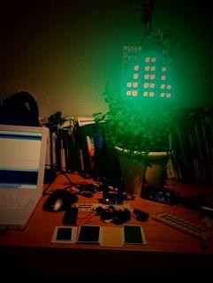 Arduino RFID XBee Christmas Tree