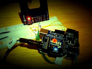 Arduino Xbee with the P*rall*x RFID reader